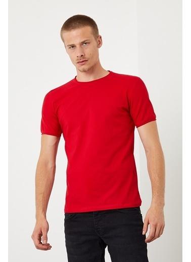 Densmood Tişört Kırmızı